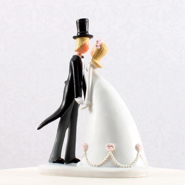 Фигурки для свадебного торта из мастики своими руками 71